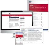 Praxis Steuerstrafrecht – PStR (Cover)