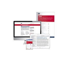 Abbildung von Praxis Steuerstrafrecht – PStR | 23. Jahrgang | 2020 | Beraterzeitschrift für Steuerb...