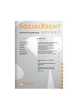 Abbildung von Sozialrecht Aktuell | 22. Auflage | 2021 | beck-shop.de
