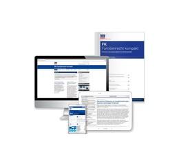 Abbildung von Familienrecht kompakt | 19. Jahrgang | 2019 | Aktueller Informationsdienst f...
