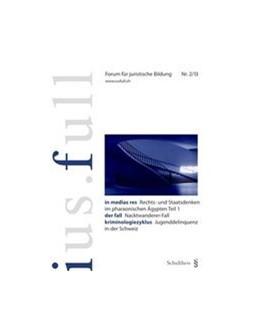 Abbildung von ius.full | 1. Auflage | 2020 | beck-shop.de
