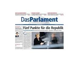Abbildung von Das Parlament   1. Auflage   2021   beck-shop.de