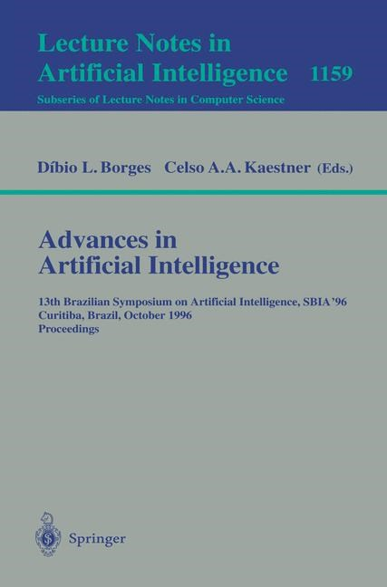 Advances in Artificial Intelligence | Borges / Kaestner, 1996 | Buch (Cover)