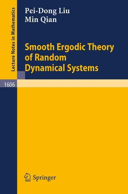Smooth Ergodic Theory of Random Dynamical Systems | Liu / Qian, 1995 | Buch (Cover)
