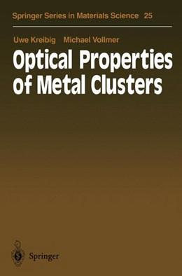 Abbildung von Kreibig / Vollmer | Optical Properties of Metal Clusters | 1995 | 25
