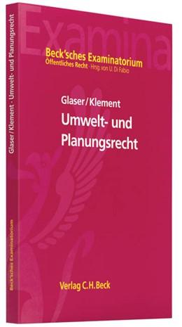 Abbildung von Glaser / Klement   Umweltrecht   2010   mit Planungsrecht