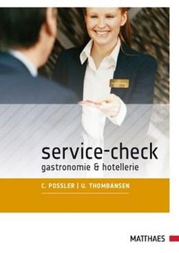 Abbildung von Possler / Thombansen | Service-Check | 1. Auflage | 2011 | beck-shop.de