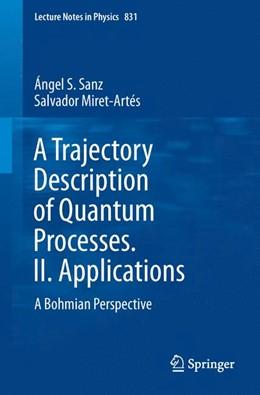 Abbildung von Sanz / Miret-Artés | A Trajectory Description of Quantum Processes. II. Applications | 2013 | A Bohmian Perspective | 831