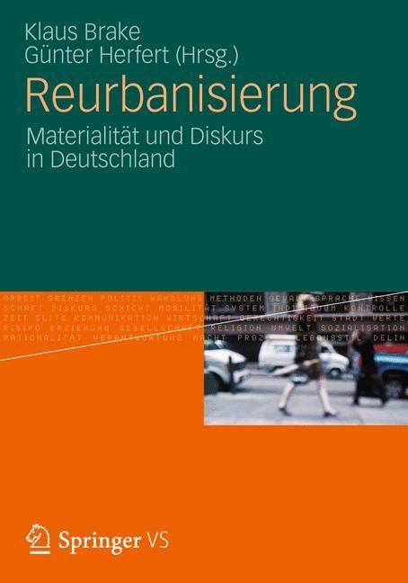 Reurbanisierung | Brake / Herfert, 2012 | Buch (Cover)