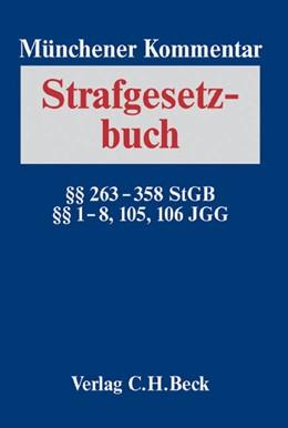 Abbildung von Münchener Kommentar zum Strafgesetzbuch,  Band 4: §§ 263-358 StGB, §§ 1-8, 105, 106 JGG | 2006