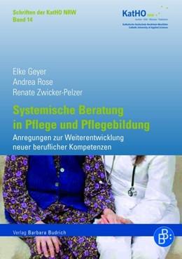 Abbildung von Geyer / Rose / Zwicker-Pelzer | Systemische Beratung in Pflege und Pflegebildung | 2011 | Anregungen zur Weiterentwicklu... | 14