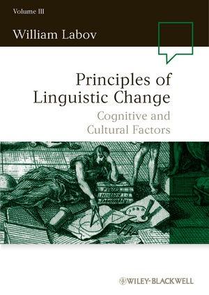 Abbildung von Labov | Principles of Linguistic Change | 1. Auflage | 2005
