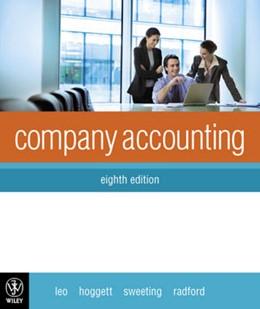 Abbildung von Leo / Hoggett / Sweeting | Company Accounting | 2008