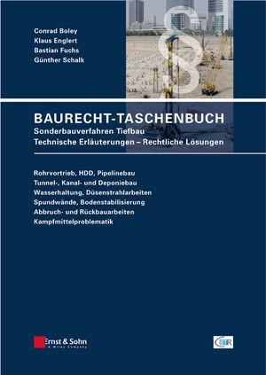 Abbildung von Boley / Englert / Fuchs / Schalk (Hrsg.) | Baurecht-Taschenbuch | 2010