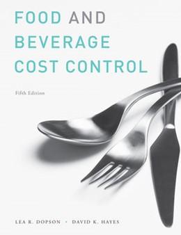 Abbildung von Dopson | Food and Beverage Cost Control | 5. Auflage | 2010 | Study Guide