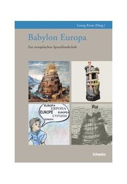 Abbildung von Kreis | Babylon Europa | 2011 | Zur europäischen Sprachlandsch...