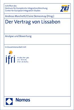 Abbildung von Marchetti / Demesmay   Der Vertrag von Lissabon   2010   Analyse und Bewertung   71