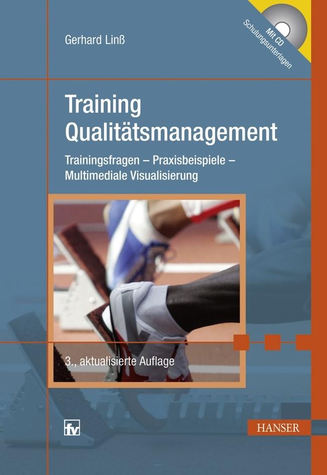 Abbildung von Linß | Training Qualitätsmanagement | 3., aktualisierte Auflage | 2011