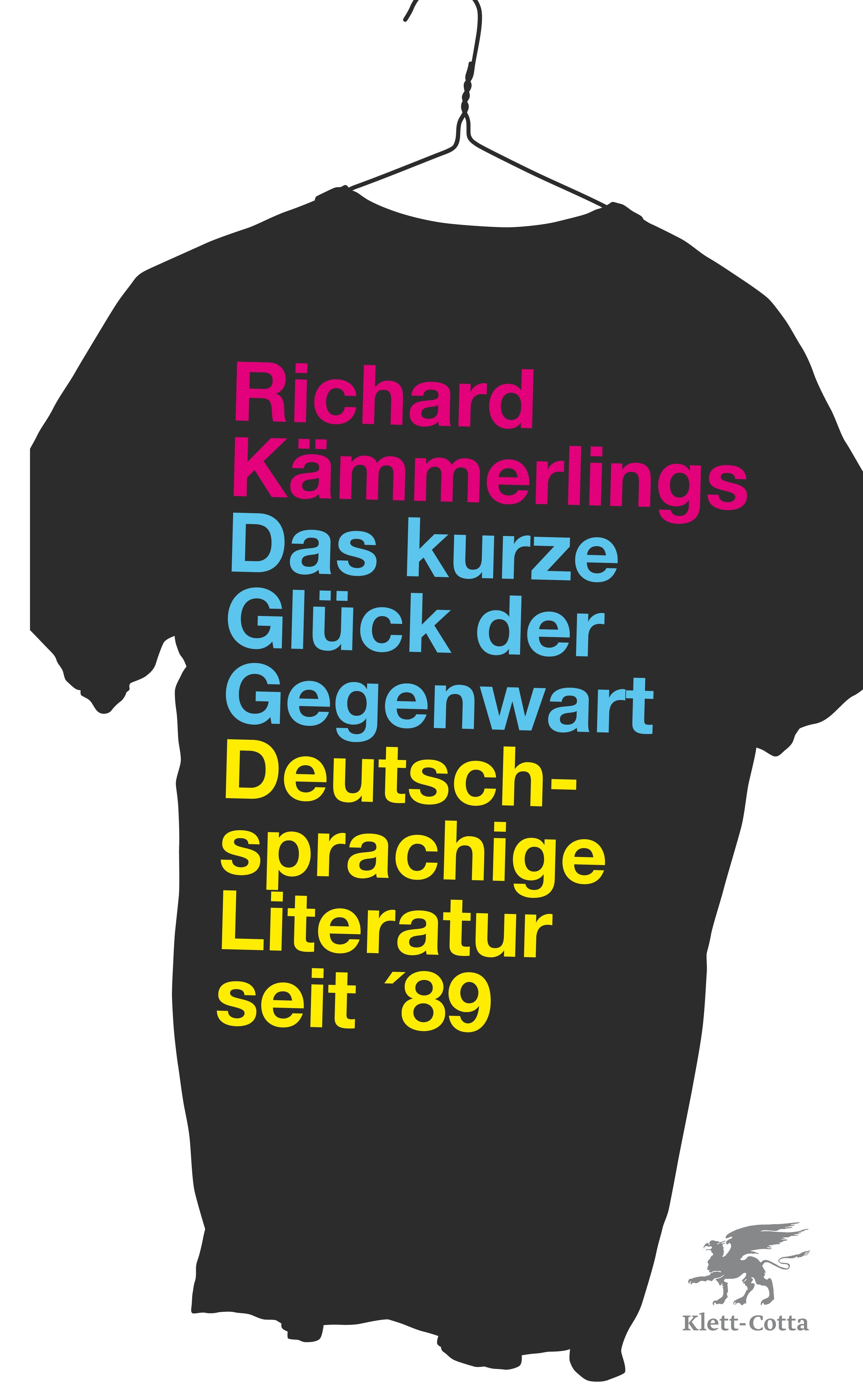 Das kurze Glück der Gegenwart | Kämmerlings, 2011 | Buch (Cover)