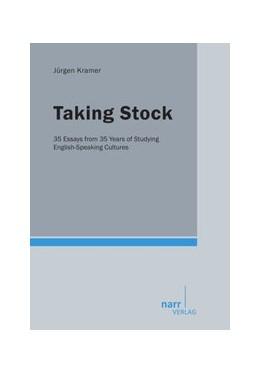 Abbildung von Kramer | Taking Stock | 2011 | 35 Essays from 35 Years of Stu...