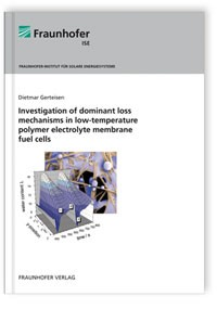 Abbildung von Gerteisen /  | Investigation of dominant loss mechanisms in low-temperature polymer electrolyte membrane fuel cells | 2010
