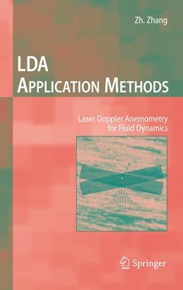 Abbildung von Zhang   LDA Application Methods   1st Edition.   2010   Laser Doppler Anemometry for F...