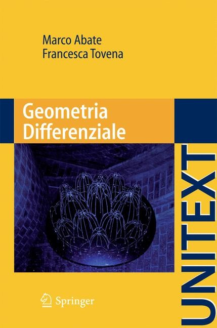 Geometria Differenziale | Abate / Tovena, 2011 | Buch (Cover)