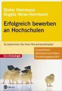 Erfolgreich bewerben an Hochschulen | Herrmann / Verse-Herrmann, 2011 | Buch (Cover)