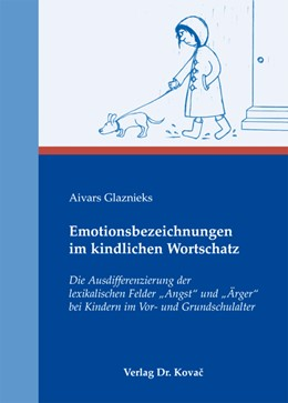 Abbildung von Glaznieks   Emotionsbezeichnungen im kindlichen Wortschatz   2011   Die Ausdifferenzierung der lex...   155