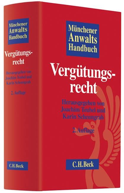 Münchener Anwaltshandbuch Vergütungsrecht | 2. Auflage, 2011 | Buch (Cover)