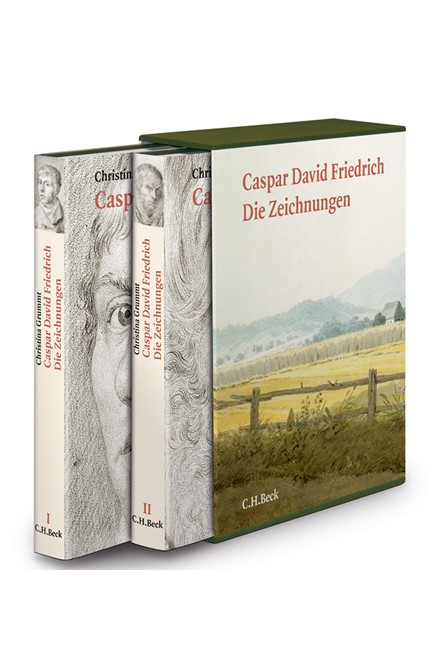 Cover: Christina Grummt, Caspar David Friedrich