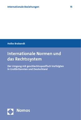 Abbildung von Brabandt | Internationale Normen und das Rechtssystem | 2011 | Der Umgang mit geschlechtsspez... | 15