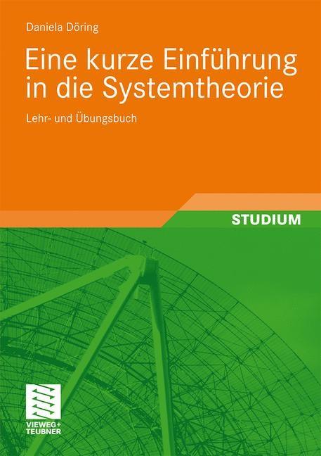 Eine kurze Einführung in die Systemtheorie | Döring, 2011 | Buch (Cover)