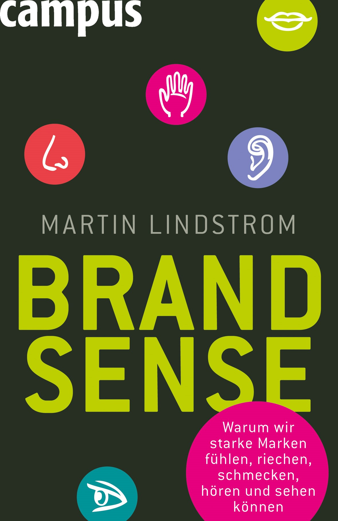 Brand Sense | Lindstrom, 2011 | Buch (Cover)