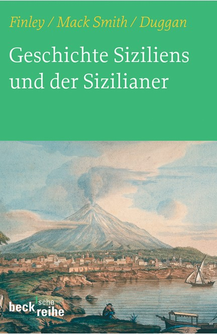Cover: Christopher Duggan|Denis Mack Smith|Moses I. Finley, Geschichte Siziliens und der Sizilianer