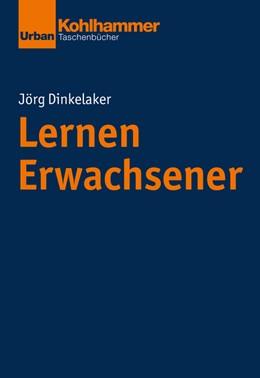 Abbildung von Dinkelaker   Lernen Erwachsener   2018