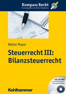 Abbildung von Mayer | Steuerrecht III: Bilanzsteuerrecht | 2011