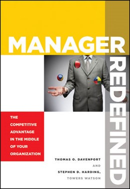 Abbildung von Davenport / Harding | Manager Redefined | 1. Auflage | 2010 | The Competitive Advantage in t...
