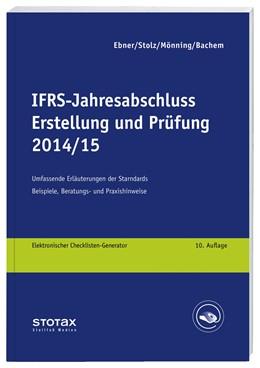 Abbildung von Holzmayer / Ley / Metzen   IFRS Jahresabschluss - Erstellung und Prüfung 2016/17 • Online