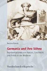 Germania und ihre Söhne | Brandt, 2010 | Buch (Cover)
