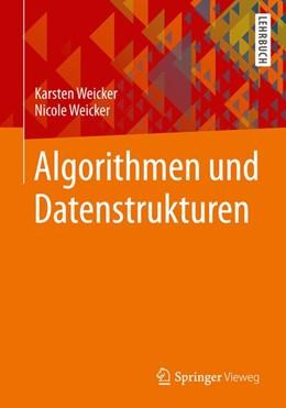 Abbildung von Weicker | Algorithmen und Datenstrukturen | 1. Auflage | 2013 | beck-shop.de