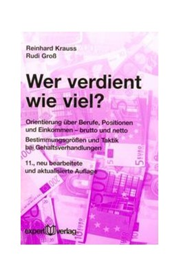 Abbildung von Krauss | Wer verdient wie viel? | 11., neu bearb. und aktualis. Aufl. | 2010