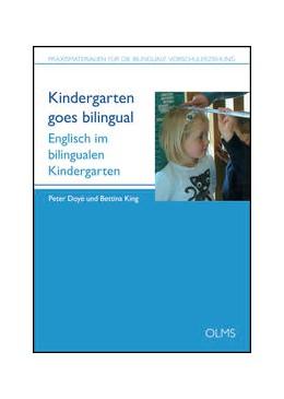 Abbildung von Doyé / King   Kindergarten goes bilingual   3. Auflage 2013   2013   Englisch im bilingualen Kinder...   1