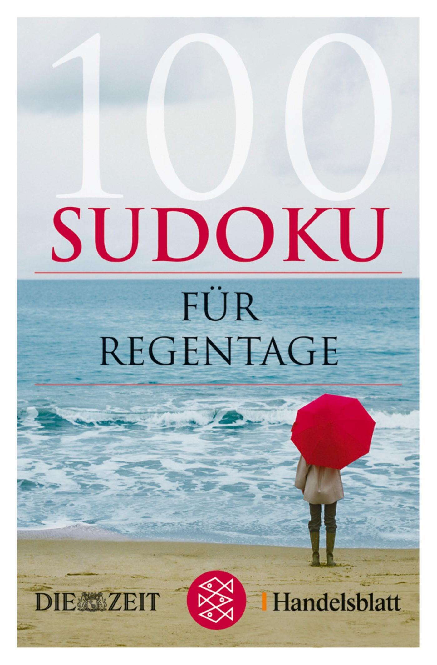 100 Sudoku für Regentage, 2007 | Buch (Cover)