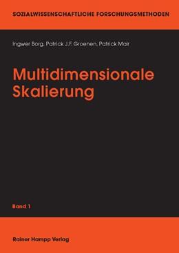 Abbildung von Borg / Groenen / Mair | Multidimensionale Skalierung | 2010 | 1
