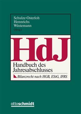 Abbildung von Schulze-Osterloh / Hennrichs | Handbuch des Jahresabschlusses (HdJ) • ohne Aktualisierungsservice | 1. Auflage | 2020 | beck-shop.de