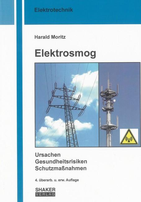 Elektrosmog | Moritz, 2009 | Buch (Cover)
