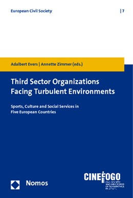 Abbildung von Evers / Zimmer | Third Sector Organizations Facing Turbulent Environments | 2010 | Sports, Culture and Social Ser... | 7