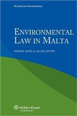 Iel Environmental Law in Malta | Borg / Farrugia | Neuausgabe, 2010 (Cover)