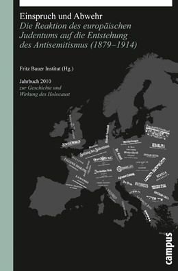Abbildung von Fritz Bauer Institut / Wyrwa   Einspruch und Abwehr   2010   Die Reaktion des europäischen ...